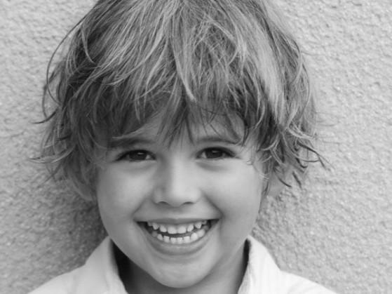 sourire enfant