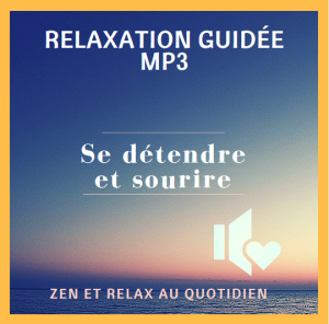relaxation anti-stress sourire